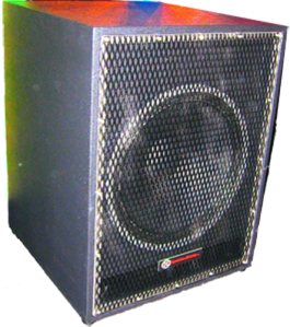 Sub Bass Loudspeaker