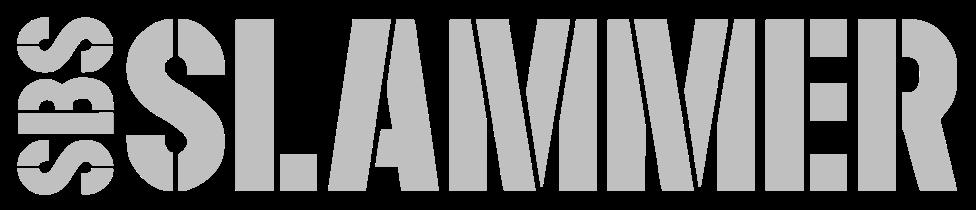 SBS Slammer Silver Logo